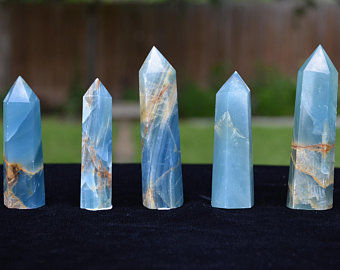 blue onyx tower points